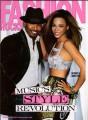 BEYONCE Fashion Rocks (9/06) USA Magazine