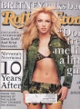 BRITNEY SPEARS Rolling Stone (9/13/01) USA Magazine