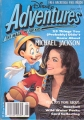 MICHAEL JACKSON Disney Adventures (6/93) USA Magazine