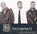 911 Wonderland UK CD5 w/3 Bonus Postcards & 2 B-Sides!!