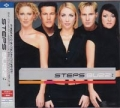 STEPS Buzz JAPAN CD w/Bonus Tracks