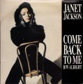 JANET JACKSON Come Back To Me UK 7