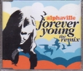 ALPHAVILLE Forever Young The Remix AUSTRALIA CD5 w/3 Mixes