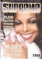JANET JACKSON Supreme (6/01) USA Magazine