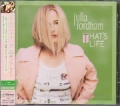 JULIA FORDHAM That's Life JAPAN CD w/Bonus Track