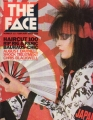 SIOUXSIE & THE BANSHEES The Face (2/82) UK Magazine