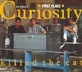 CURIOSITY KILLED THE CAT First Place UK CD5