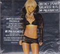 BRITNEY SPEARS Greatest Hits: My Prerogative USA Ltd.Edition CD