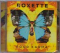 ROXETTE Good Karma SWEDEN CD