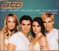 ATC My Heart Beats Like A Drum (Dam Dam Dam) GERMANY CD5 Promo w/6 Remixes