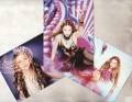 MADONNA Set Of 3 USA Postcards