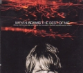 BRYAN ADAMS The Best Of Me JAPAN CD w/Bonus Track + Live CD