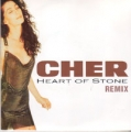 CHER Heart Of Stone UK 7