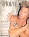 BRAD PITT Movie Star (12/2000) JAPAN Movie Magazine