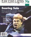 ELTON JOHN East End Lights (#36) USA Fan Club Magazine