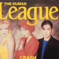 HUMAN LEAGUE Crash UK LP
