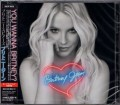BRITNEY SPEARS Britney Jean JAPAN CD w/16 Trx