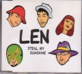 LEN Steal My Sunshine UK CD5