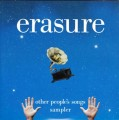 ERASURE Other People's Songs UK CD Sampler