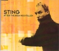 STING After The Rain Has Fallen UK CD5 w/Video Edit