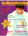 DURAN DURAN Too Much Information USA Fanzine #8