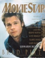 BRAD PITT Movie Star (2/99) JAPAN Movie Magazine