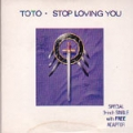 TOTO Stop Loving You UK CD3 in 5