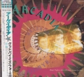 ARCADIA Goodbye Is Forever JAPAN 12''