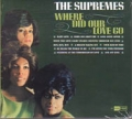 THE SUPREMES Where Did Our Love Go: 40th Anniversary Edition USA
