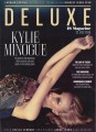 KYLIE MINOGUE Deluxe (9/12/14) UK Magazine