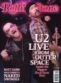 U2 Rolling Stone (10/15/09) USA Magazine