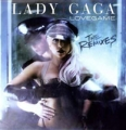 LADY GAGA Lovegame The Remixes USA 12