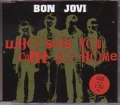 BON JOVI Who Says You Can't Go Home EU CD5 w/Live Tracks & Video