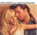 RICKY MARTIN & CHRISTINA AGUILERA Nobody Wants To Be Lonely USA 12
