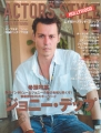 JOHNNY DEPP Actors Style Hollywood (Autumn/05) JAPAN Magazine