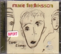 MARIE FREDRIKSSON The Change EU CD
