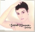 SINEAD O'CONNOR Jealous UK CD5
