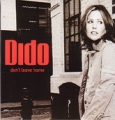 DIDO Don't Leave Home USA CD5 Promo Only