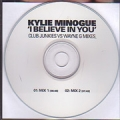 KYLIE MINOGUE I Believe In You UK CD5