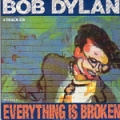 BOB DYLAN Everything Is Broken UK CD5