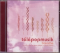 TELEPOPMUSIK Breathe EU DVD w/ REMIXES