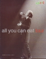 K.D.LANG 1996 All You Can Eat UK Tour Program