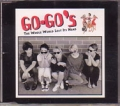 GO-GO'S The Whole World Lost Its Head UK CD5 w/4 Tracks