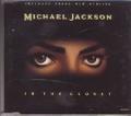 MICHAEL JACKSON In The Closet (Mixes Behind Door #1) UK CD5