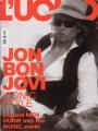 BON JOVI L'uomo Vogue (9/05) ITALY Magazine
