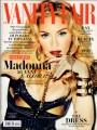 MADONNA Vanity Fair (3/11/15) ITALY Magazine