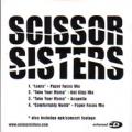 SCISSOR SISTERS Scissor Sisters USA CD5 Promo w/4 Tracks Enhance