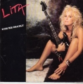 LITA FORD Kiss Me Deadly USA 7