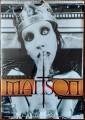MARILYN MANSON 2000 UK Calendar