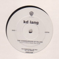 K.D.LANG The Consequences Of Falling UK 12`` White-Label Promo